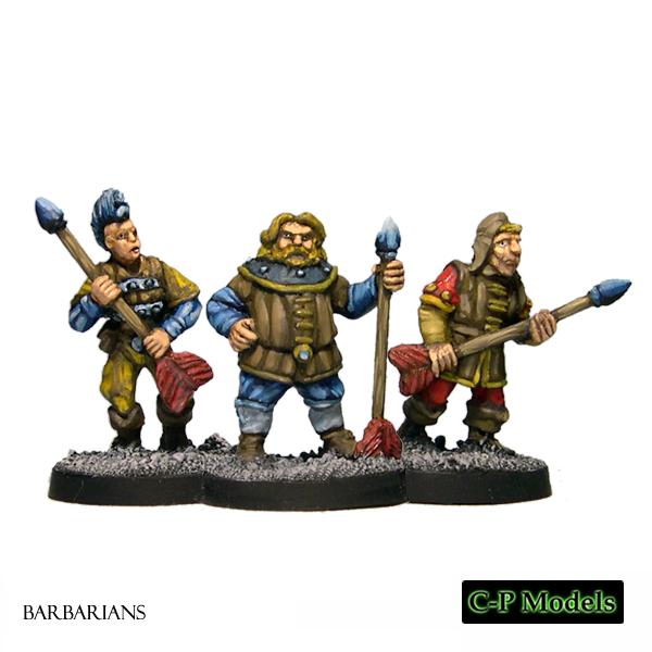 Barbarian Bolt Thrower Crew 1