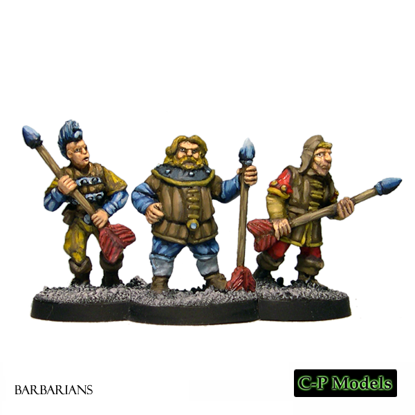 Barbarian Bolt Thrower Crew 1