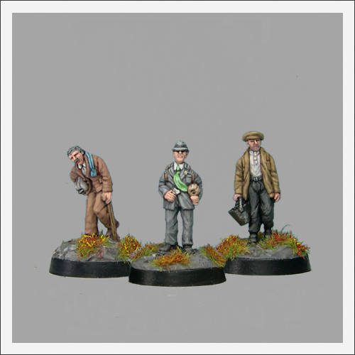 WWII Civilians Archives | Cp Models