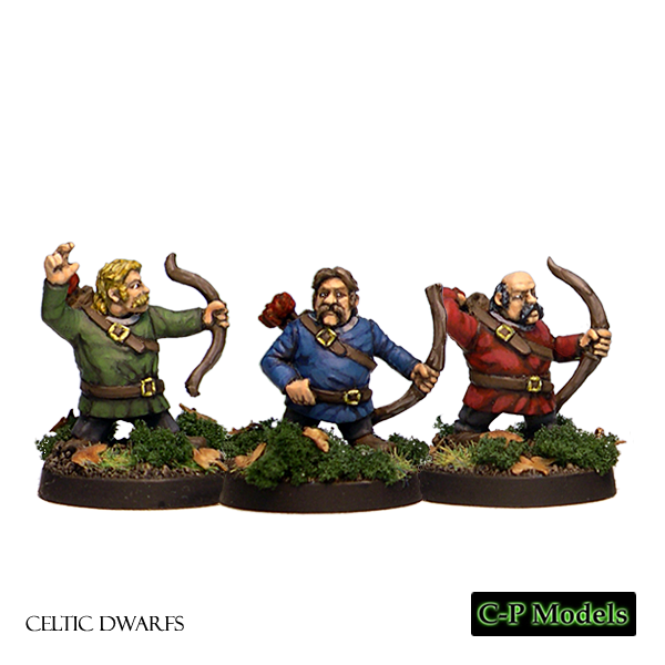 Celtic Dwarf archers