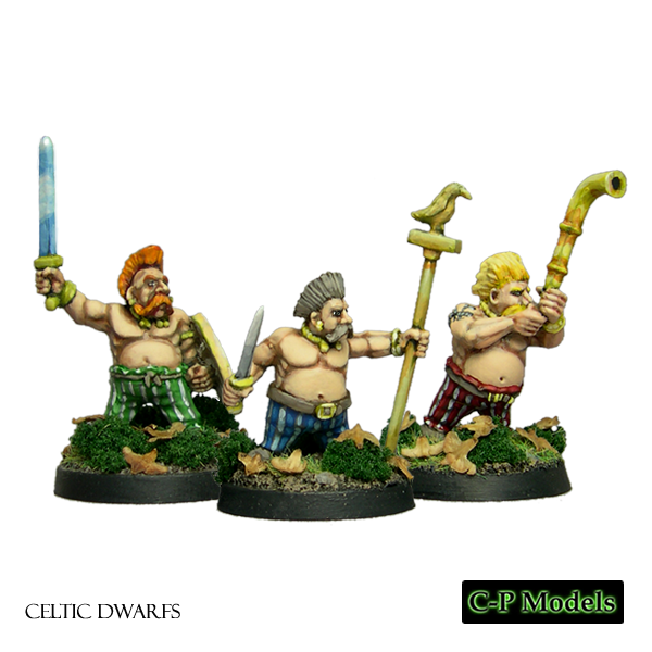 Celtic Dwarf command