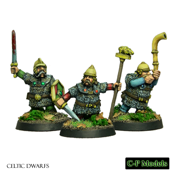 Celtic Dwarf command II