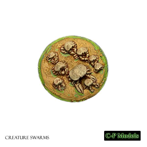 Crab swarm