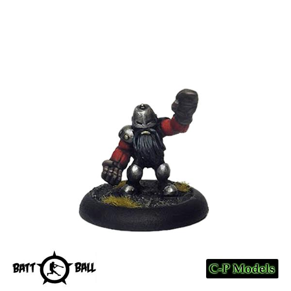 Dwarf, Batt-ball
