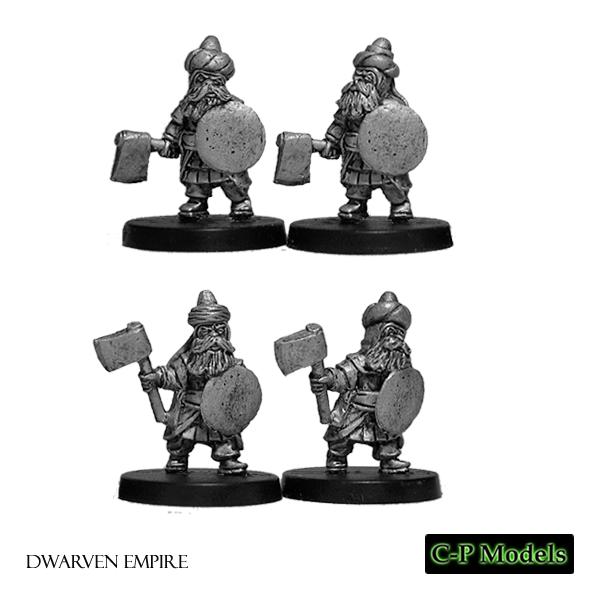 Dwarf axes