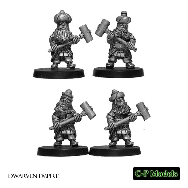 Dwarf hammers