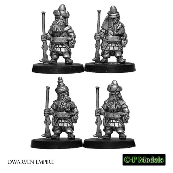 Dwarf handguns
