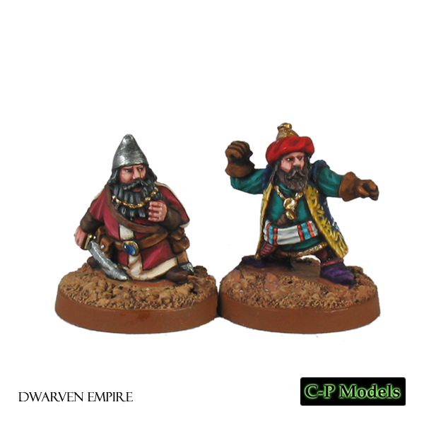 Eastern Dwarf sorcerer