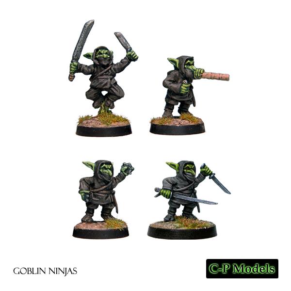 Goblin ninjas