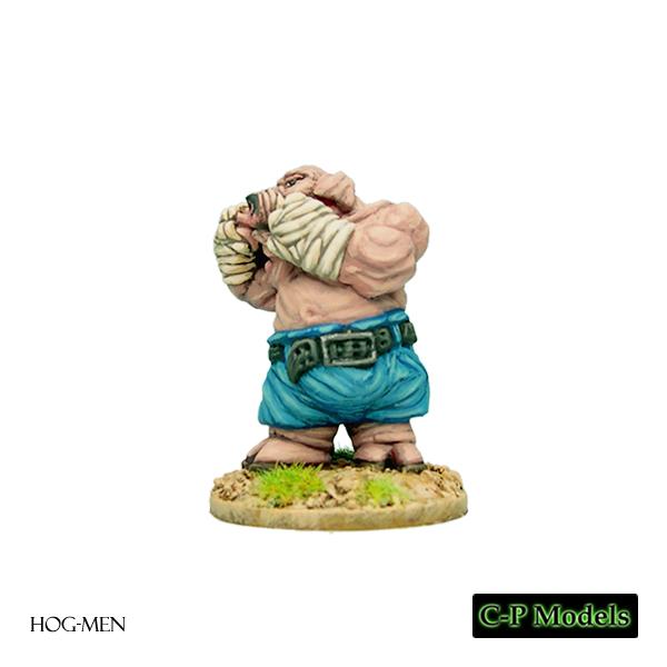 Hog-man Boxer