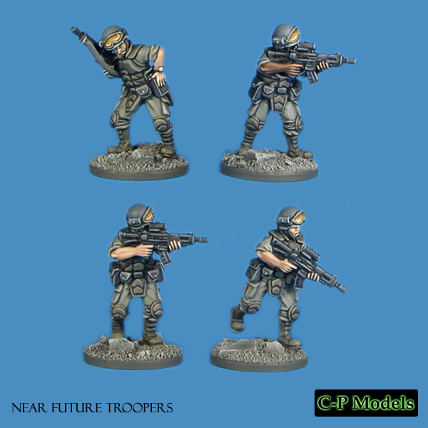 Near future troopers 1