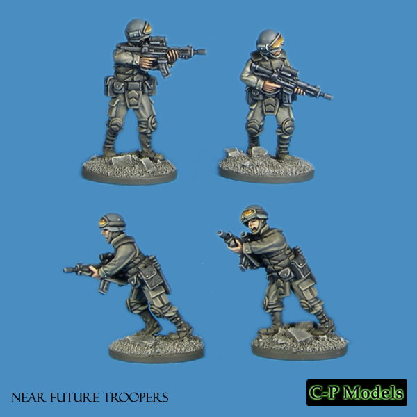 Near future troopers 2