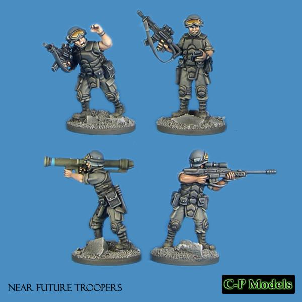 Near future troopers 3