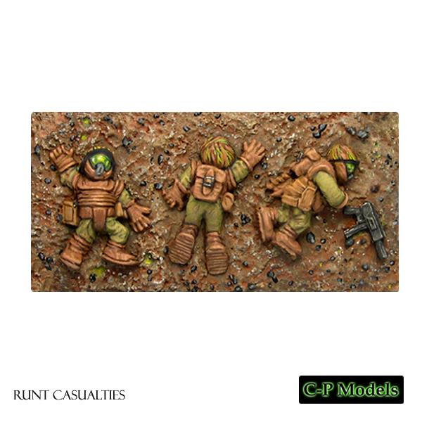 Runt casualties