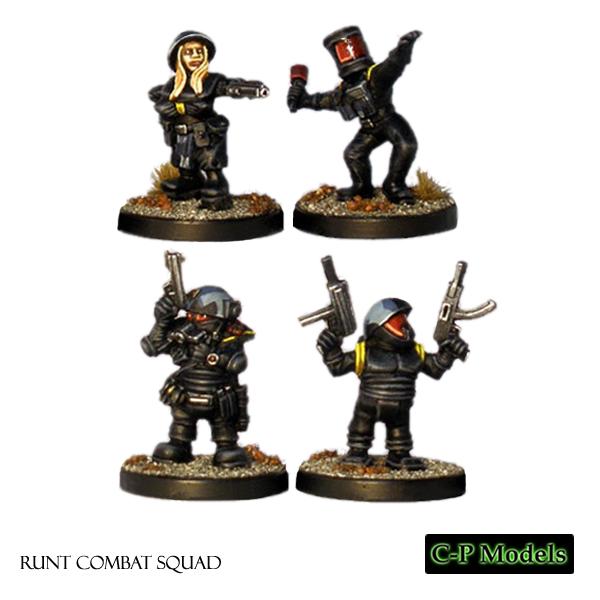 Runt combat squad