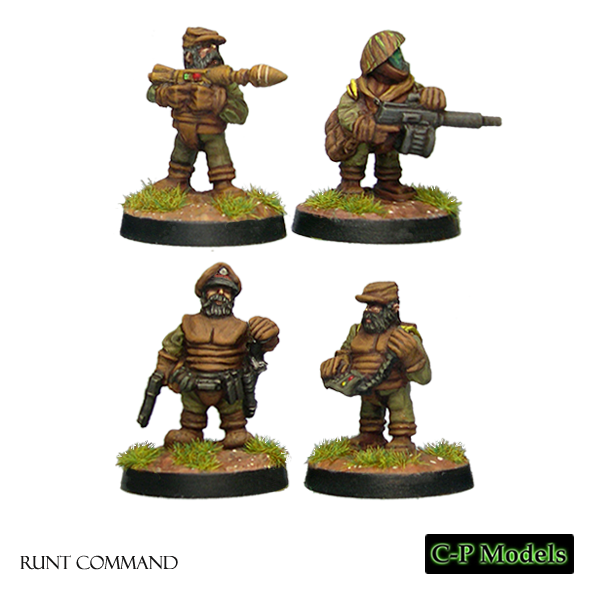 Runt command