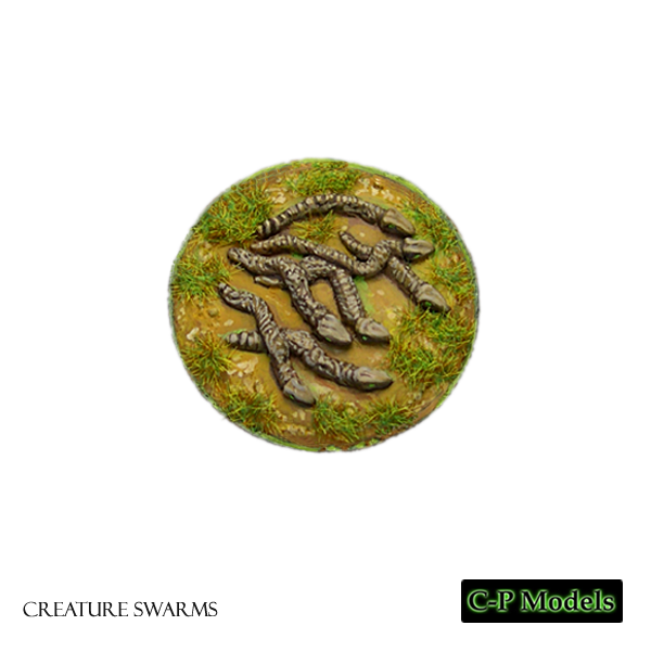 Snake swarm