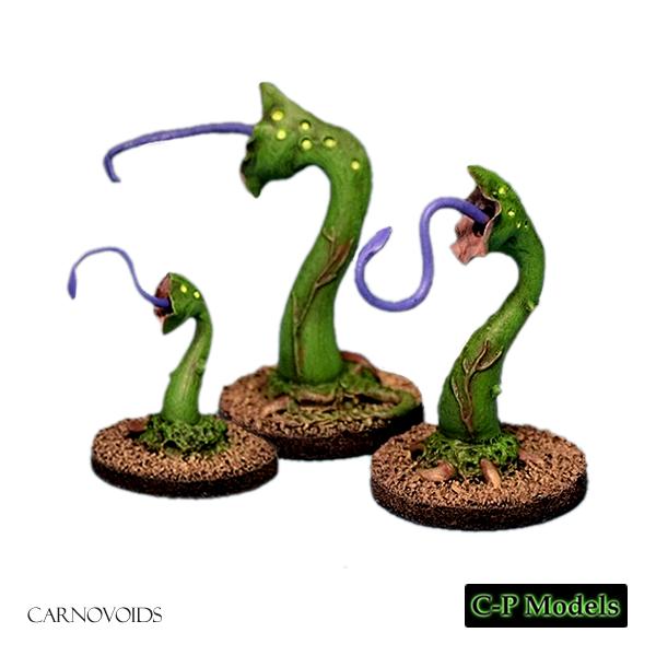 Alien plant life