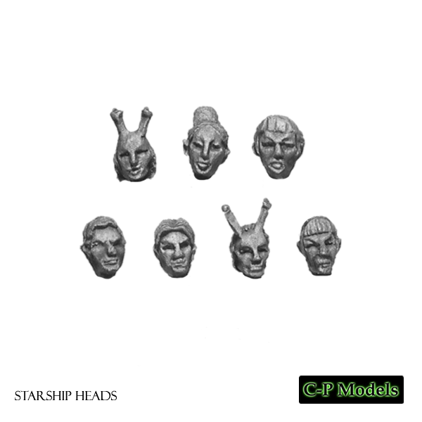 Starship heads