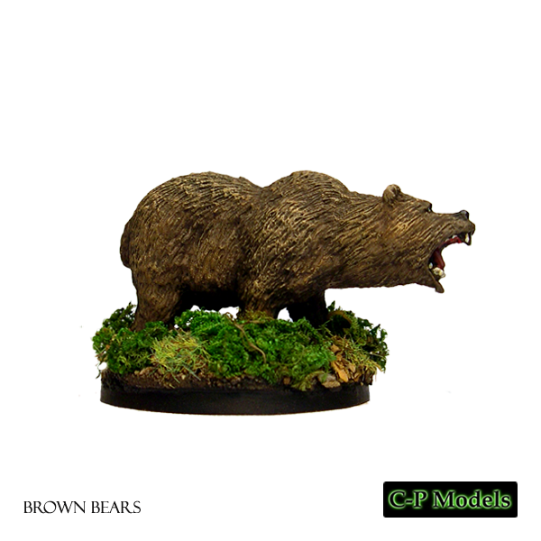 28mm Animals