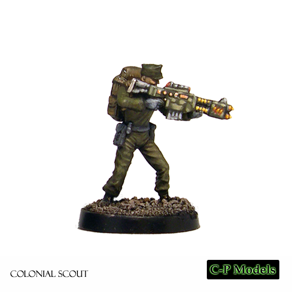 Colonial Scouts