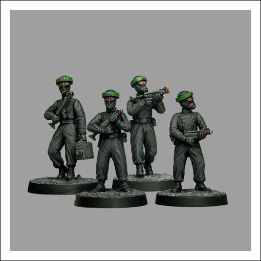 Fed Troopers