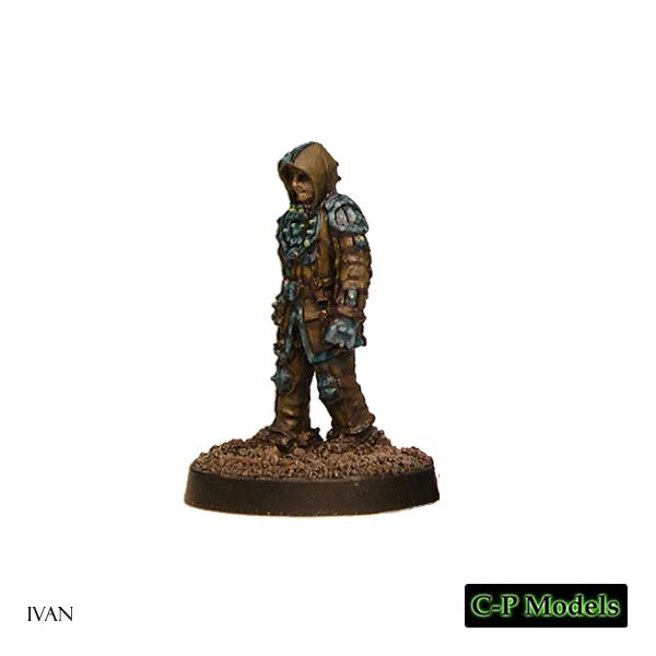 sci-fi civilian