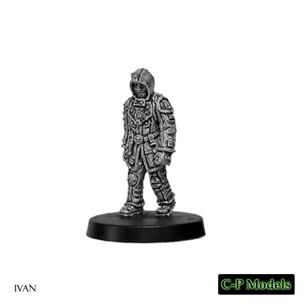 Ivan, sci-fi character