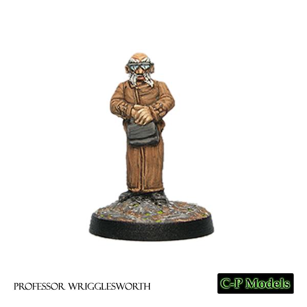Professor wrigglesworth