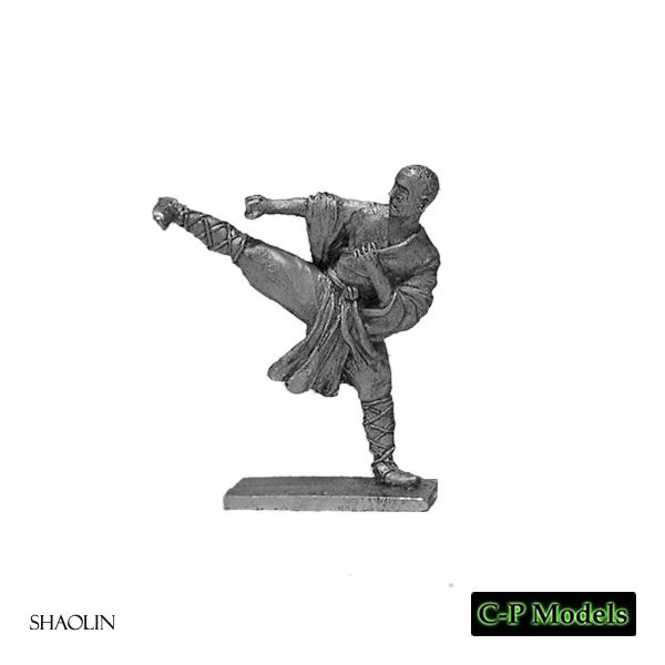 Shaolin Kicking