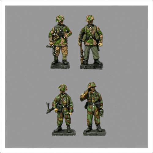 German Waffen SS