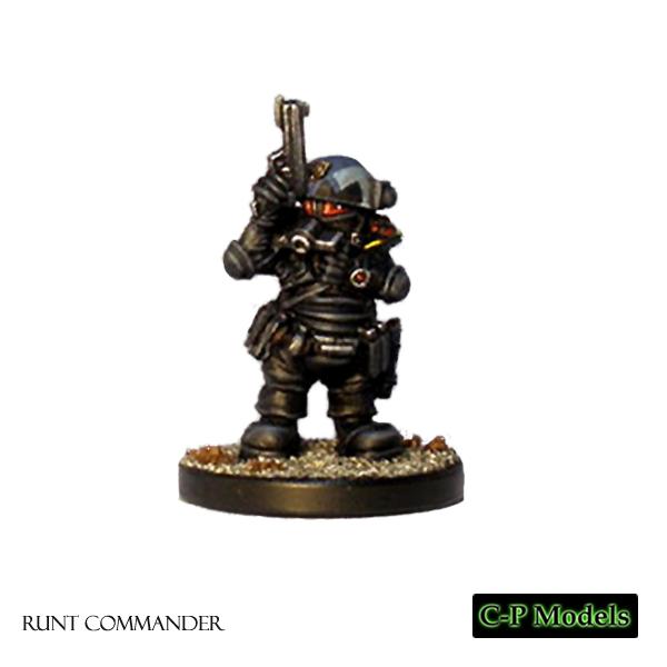 Runt commander