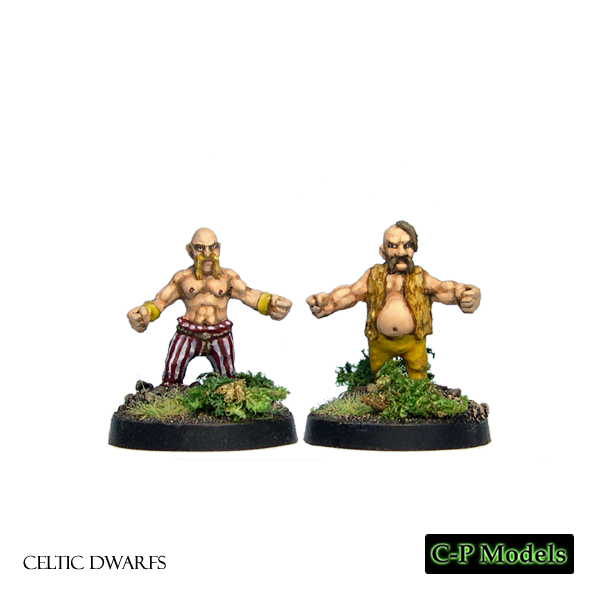 Celtic Dwarf pack masters I