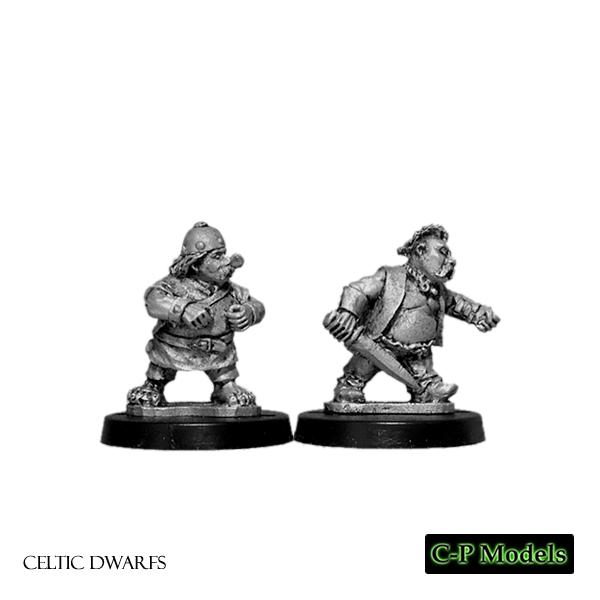 Celtic Dwarf pack masters II