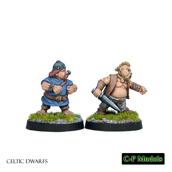Celtic dwarfs
