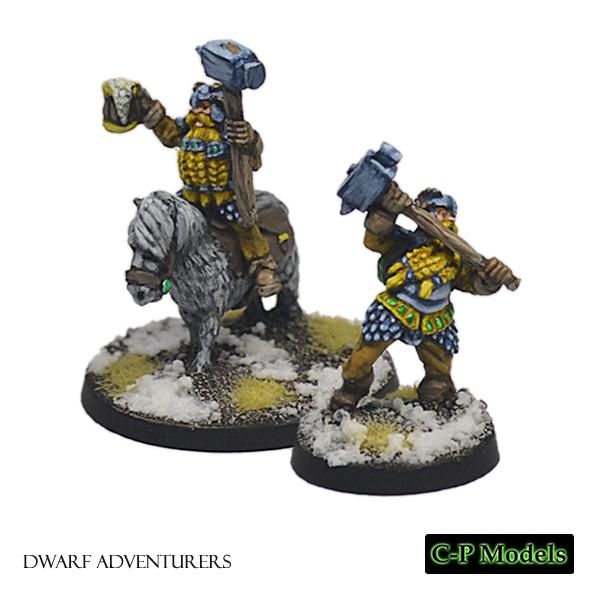 Kalmarr, Dwarf hero