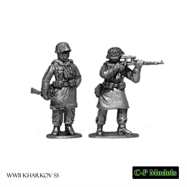 Kharkov snipers