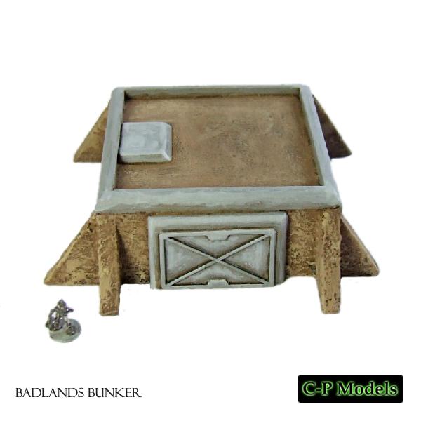 Badlands bunker