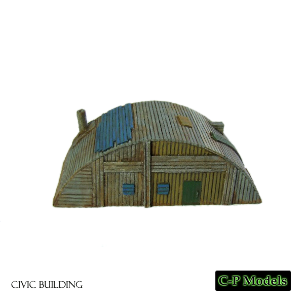 Civic building
