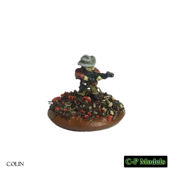 Colin 6mm character