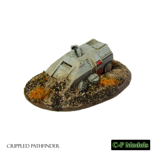 Crippled pathfinder