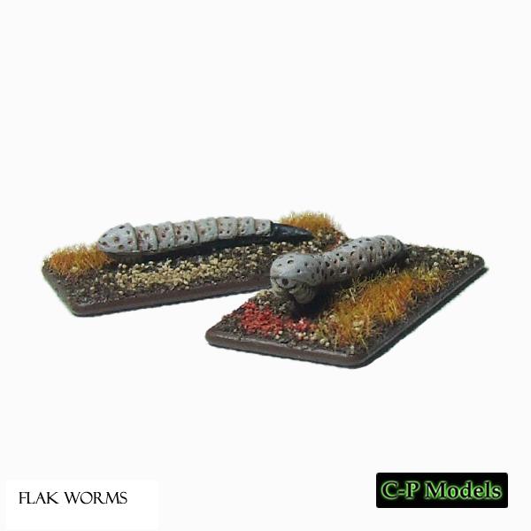 flak worms