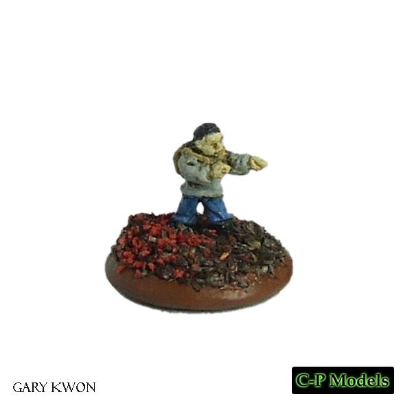 Gary Kwon 6mm character
