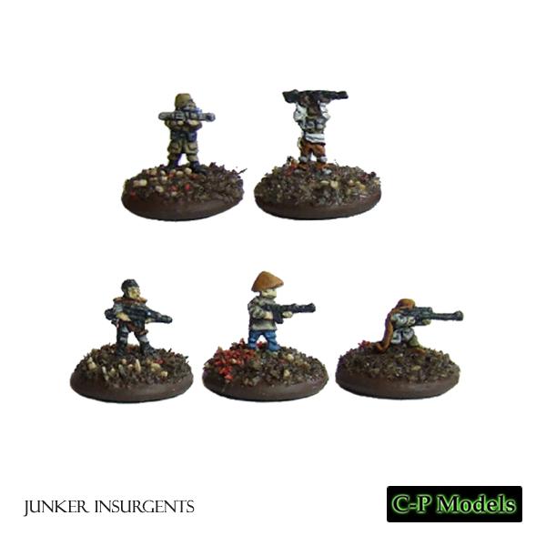 Junker insurgents