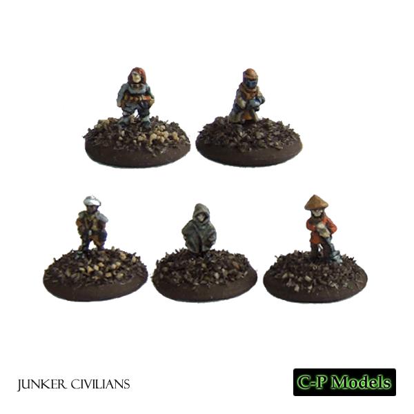 Junker civilians