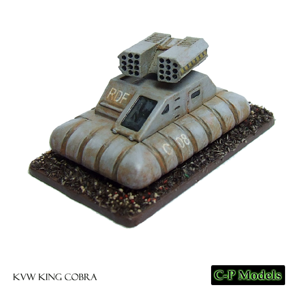 KVW king cobra 6mm vehicle