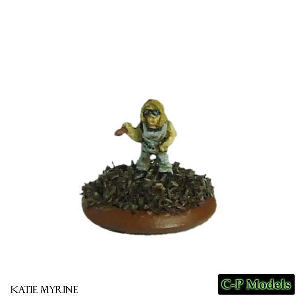 Katie Myrine 6mm character