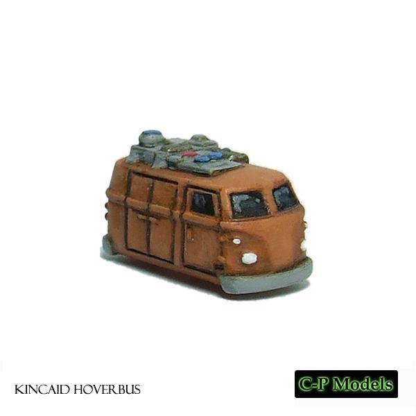 Kincaid hoverbus