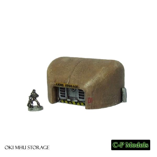 MHU storge unit