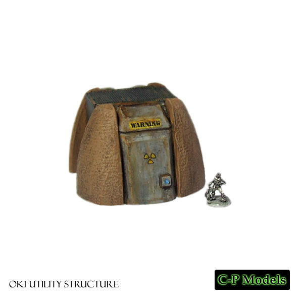 OKI utility structure